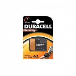 DURACELL SECURITY 6,2V L4LR61 1τεμ Μπαταρία Αλκαλική